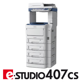 e-STUDIO407CS office printer, photocopier & scanner